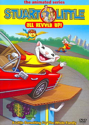 STUART LITTLE ANIMATED SERIES:ALL REV BY STUART LITTLE (DVD)