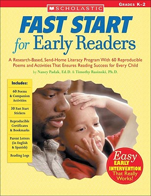 Fast Start For Early Readers By Padak, Nancy/ Rasinski, Timothy V.